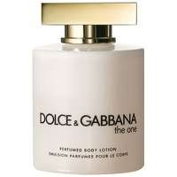 Dolce And Gabbana The One Perfumed Body Lotion 200ml