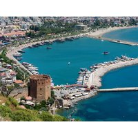 Alanya Bus Trip - Side