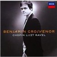 Chopin, Liszt, Ravel (Music CD)