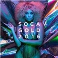 Various Artists - Soca Gold 2016 (Music CD)