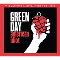 Green Day - The Ultimate American Idiot [DVD] [2015]
