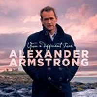 Alexander Armstrong - Upon a Different Shore (Music CD)
