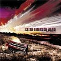 Keith Emerson - Keith Emerson Band (CD & DVD Version) (Music CD)
