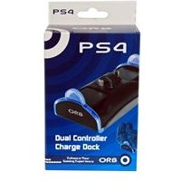Playstation 4 Dual Controller Charge Dock - Orb (PS4)