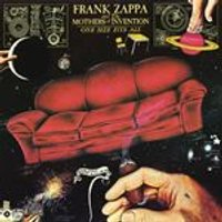 Frank Zappa - One Size Fits All (Music CD)