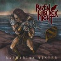 Raven Black Night - Barbarian Winter (Music CD)