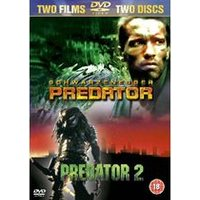 Predator 1 & 2 Box Set.