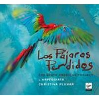 Los Pajaros Perdidos (Music CD)