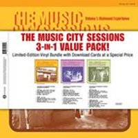 Music City Sessions 3-In-1 Value Pack [VINYL]