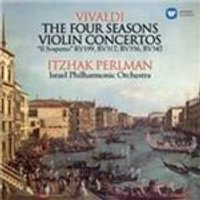 Vivaldi: The Four Seasons; Violin Concertos Il Sospetto RV 199, RV 317, RV 356, RV 347 (Music CD)