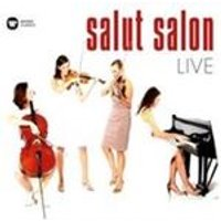 Salut Salon Live (Music CD)