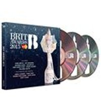 Various Artists - Brit Awards 2015 (Music CD)