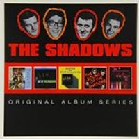 The Shadows - Original Album Series (Music CD)