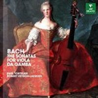 Bach - Sonatas for Cello & Harpsichord (Music CD)