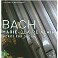J.S. Bach: Complete Works for Organ [Digital Recording] (Music CD)