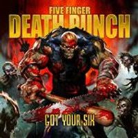 Five Finger Death Punch - Got Your Six (Box Set) (Music CD)