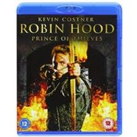 Robin Hood Prince of Thieves (Blu-Ray)