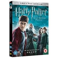 Harry Potter And The Half Blood Prince (2 Disc)