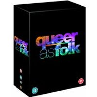Queer As Folk USA - Season 1-5 Complete