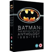 Batman - The Motion Picture Anthology 1989-1997