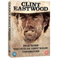 Clint Eastwood - Westerns Triple (Pale Rider/The Outlaw Josey Wales/Unforgiven)