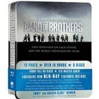 Band Of Brothers: Complete HBO Series (Commemorative 6-Disc Gift Set In Tin Box) (Blu-Ray)