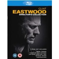 Clint Eastwood - The Directors Collection (Blu-Ray)