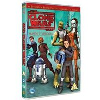 Star Wars - The Clone Wars: Season 2 - Volume 4