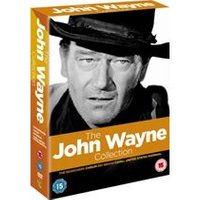 John Wayne: The Signature Collection The Searchers/ Chisum/ Rio Bravo/ Cahill United States Marshal