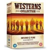 Western Collection - (Pale Rider / The Searchers / Outlaw Josey Wales / The Wild Bunch / Pat Garrett And Billy The Kid)