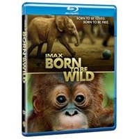 IMAX: Born To Be Wild (Blu-ray)