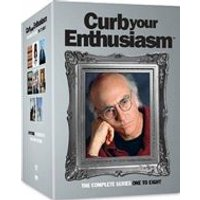 Curb Your Enthusiasm - Season 1-8 - Complete