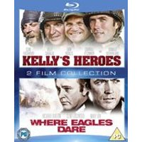 Kellys Heroes/Where Eagles Dare Double Pack (Blu-ray)