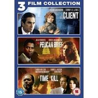 The Client/The Pelican Brief/A Time to Kill Triple Pack