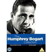 The Humphrey Bogart Collection - The Maltese Falcon / Casablanca / The Big Sleep / Key Largo