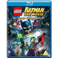 LEGO Batman: The Movie - DC Super Heroes Unite (Blu-Ray & UV)