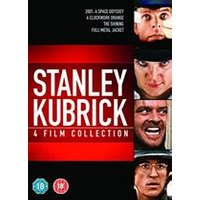 Stanley Kubrick - 4 Film Collection [DVD] [2013]