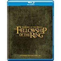 The Lord Of The Rings: The Fellowship Of The Ring - Extended Cut (Blu-ray)