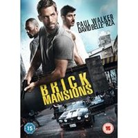 Brick Mansions (DVD + UV)