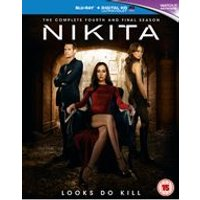 Nikita: Season 4 (Blu-ray)