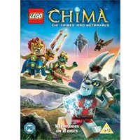 LEGO Legends Of Chima: Season 1 - Part 2