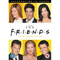 Friends: The End (Seasons 8-10)