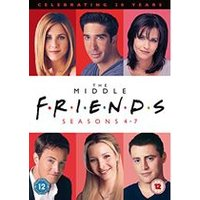 Friends: The Middle (Seasons 4-7)