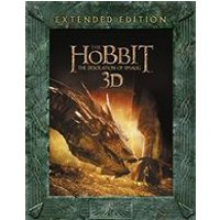 The Hobbit: The Desolation Of Smaug - Extended Edition (Blu-ray + Blu-ray 3D)