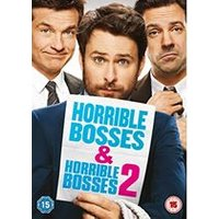 Horrible Bosses + Horrible Bosses 2