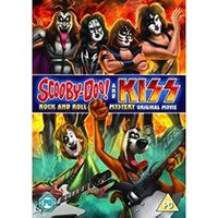 Scooby-Doo! And Kiss - Rock n Roll Mystery [DVD]