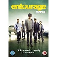 Entourage: The Movie [DVD] [2015]