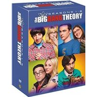 The Big Bang Theory - Season 1-8