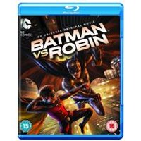 Batman Vs Robin [Blu-ray] (Blu-ray)