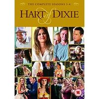 Hart Of Dixie - Season 1-4 [DVD]